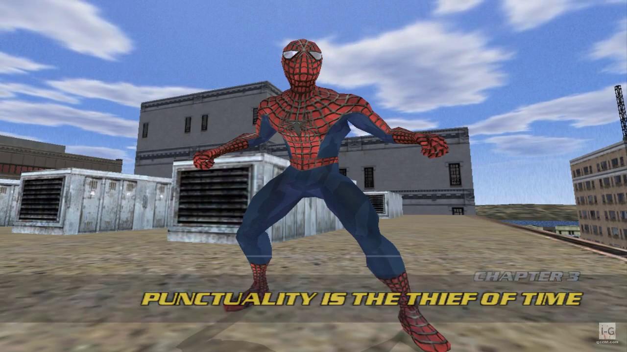 spider man 2 gamecube