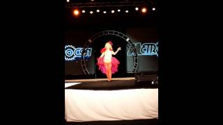 MetroCon 2013 Costume Contest Contestant #39 - Painted Doll from Devil