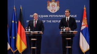 Vučić: Srbija nudi Folksvagenu bolje uslove, nego druge zemlje zajedno