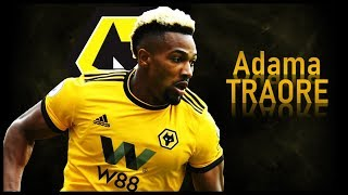 ADAMA TRAORE - Welcome to Wolves! Goals & Skills | 2018