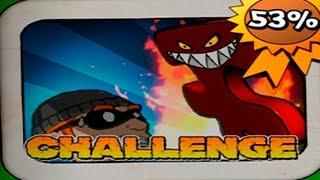 воришка Боб. Challenge - #19 Ниндзя Боб на Связи:) Игровой мультик, детское видео, Robbery Bob