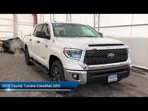 2019 Toyota Tundra CrewMax SR5 Carthage  Watertown  Gouverneur  Syracuse  Utica