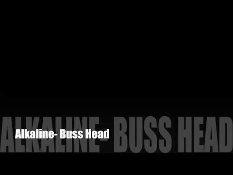 Alkaline- Buss Head (Lyrics + Instumental)