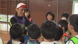 サッカーJ1鹿島アントラーズ元選手で日本代表だった名良橋晃さん(42...