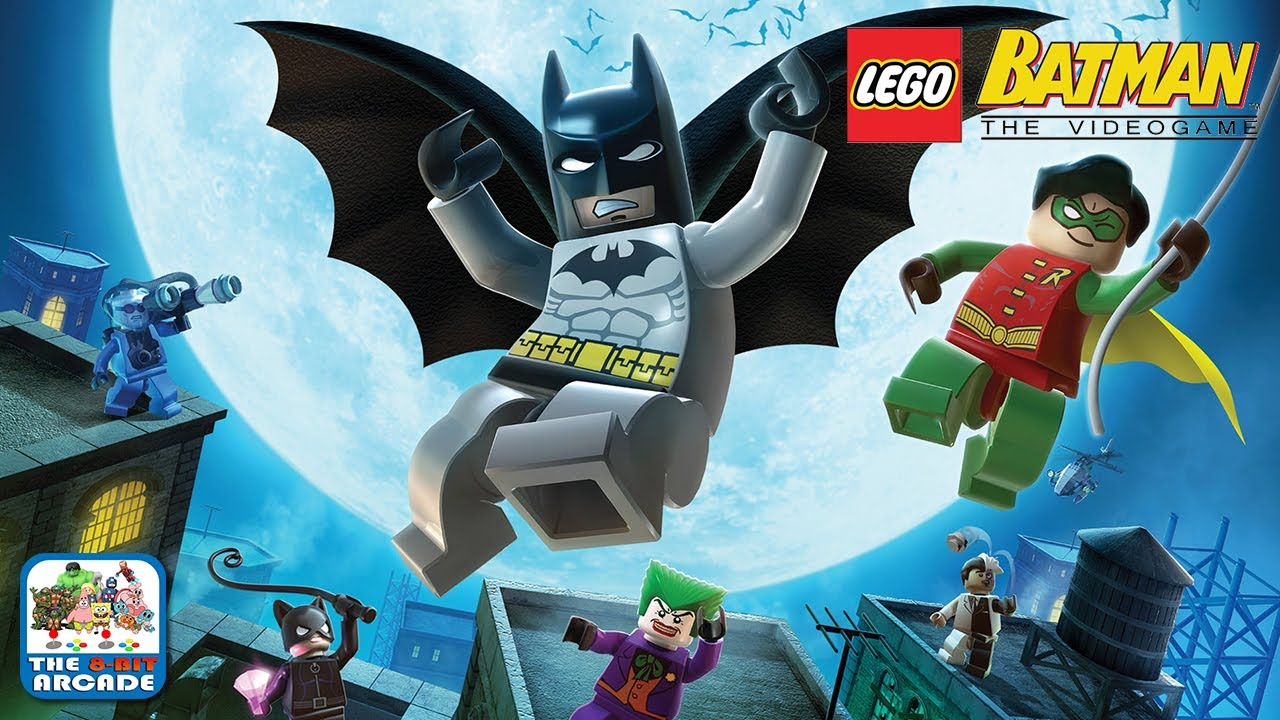 Lego Batman: The Videogame - Take on Gotham's Most Notorious Criminals  (Xbox One/360 Gameplay) - YouTube