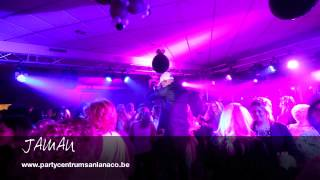 Party Centrum San Lanaco - JAMAN cd presentatie 17 april 2015