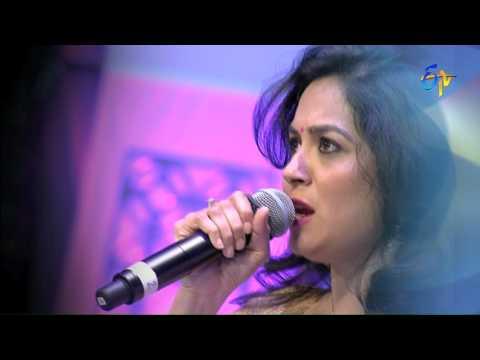 Avunu Nijam Song - Sunitha, Hemachandra Performance in ETV Swarabhishekam - 13th Dec 2015