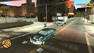 Grand Theft Auto III: 10th Year Anniversary PC Edition 2014 v.3.6  Gameplay