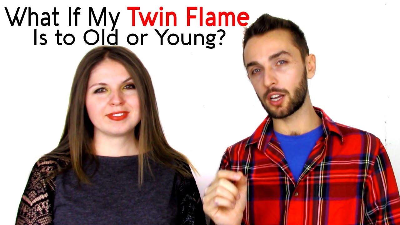 WHAT IF MY TWIN FLAME IS TOO OLD OR YOUNG?