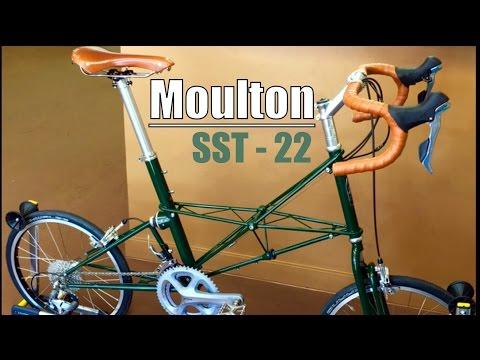 Moulton SST-22 - Open and Enjoy in 4K