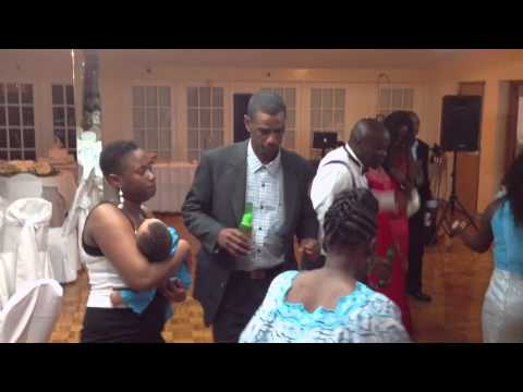 DJ.JOAO VAZ (GUINE-BISSAU) mix in NEW YORK 2014 Part-2 Casamento de JOAO and BETTY NY-12-07-2014