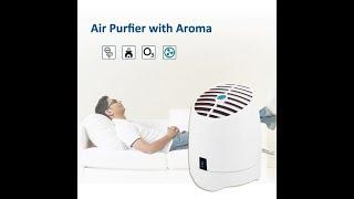 Очиститель/ионизатор воздуха | товары с алиэкспресс от которых ты офигеешь