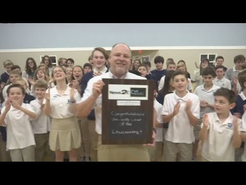 University School of the Lowcountry receives Cool School award