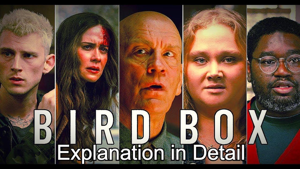 Download Bird Box Movie Explanation In Hindi