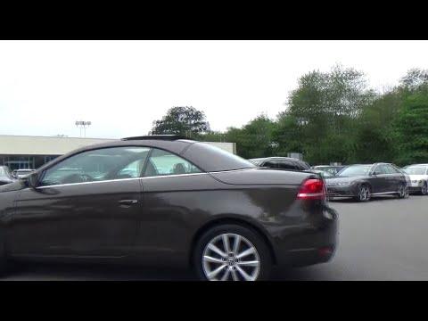 2015 Volkswagen Eos Yorktown, Putnam County, Westchester, Dutchess County, Orange County, CT U2144