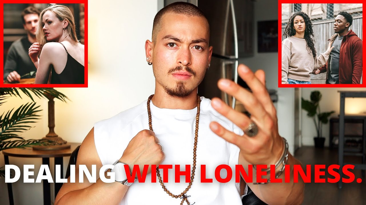 DEALING WITH LONELINESS AS A MAN! (Here Is Your Cure...)