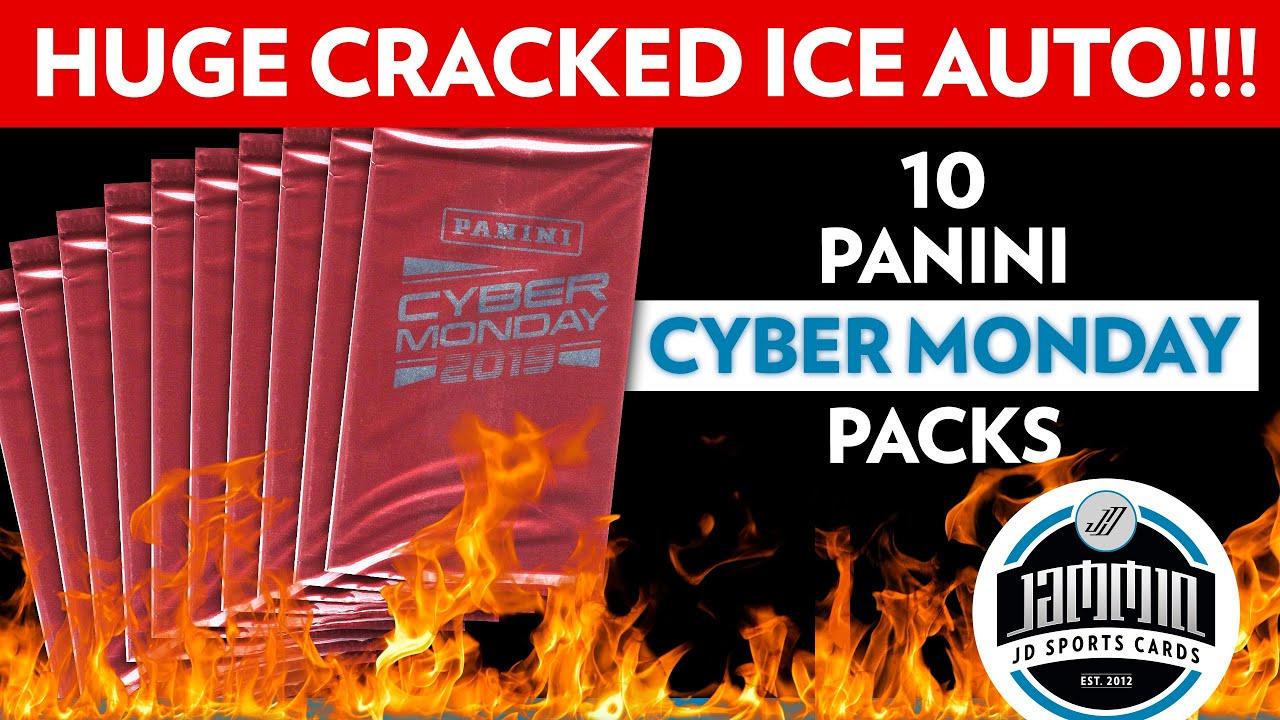 Download 2019 Panini Cyber Monday Packs | MASSIVE HIT!!!