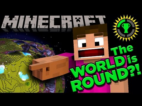 Thumbnail: Game Theory: The TRUTH About Minecraft's World!