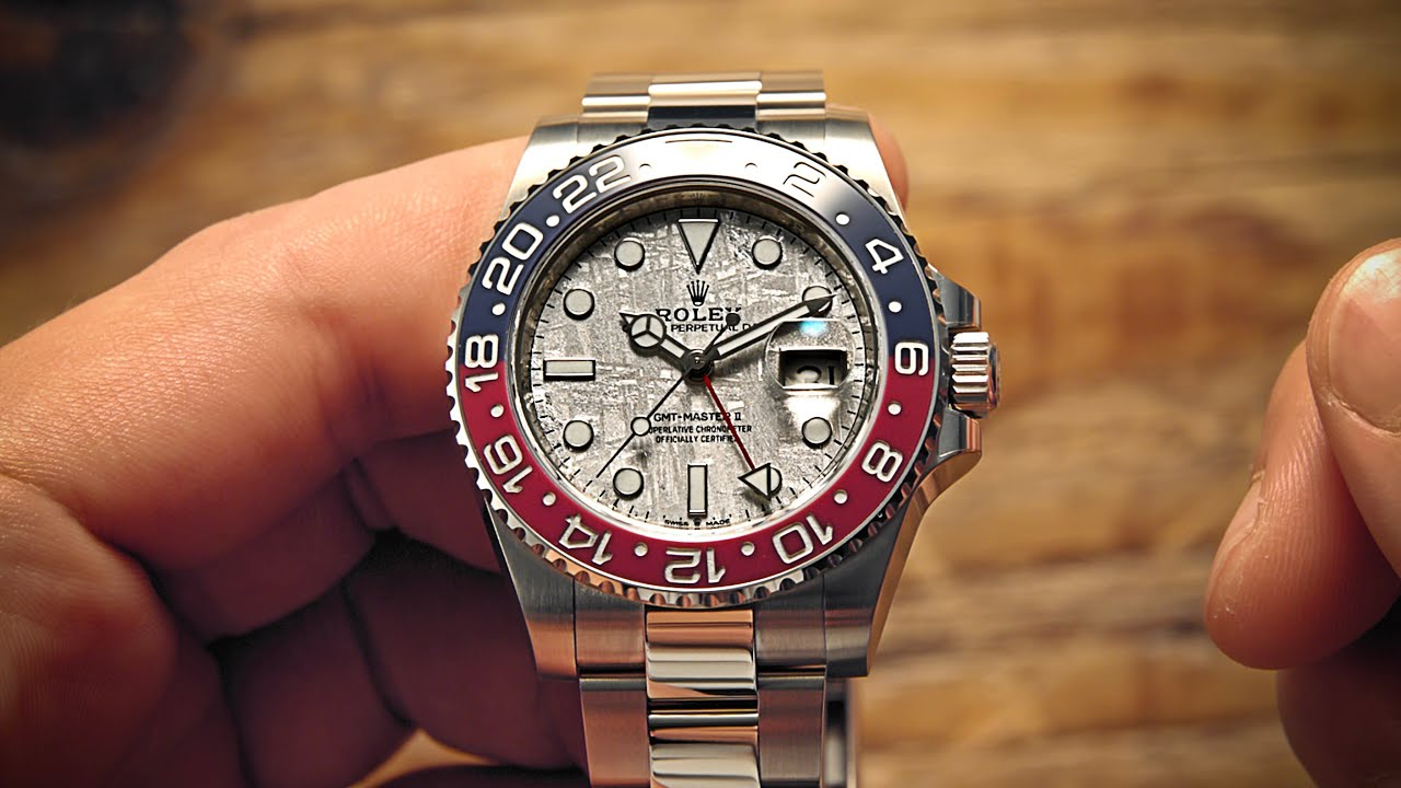de6985f47eb No One Expected This From Rolex | Watchfinder & Co. - YouTube