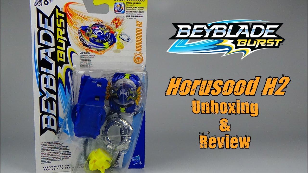 Beyblade Burst By Hasbro Starter Pack Horusood H2