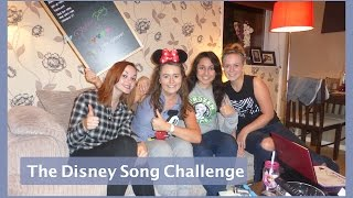 The Disney Song Challenge