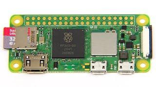 Raspberry Pi Zero 2 W: We have a new Pi!