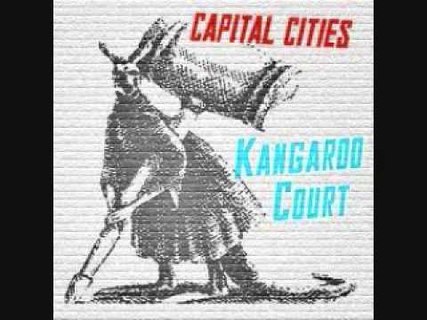 Kangaroo court - Capital cities (official Audio)