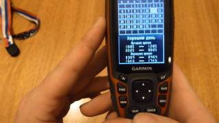 Обзор навигатора Garmin GPSMAP 62s