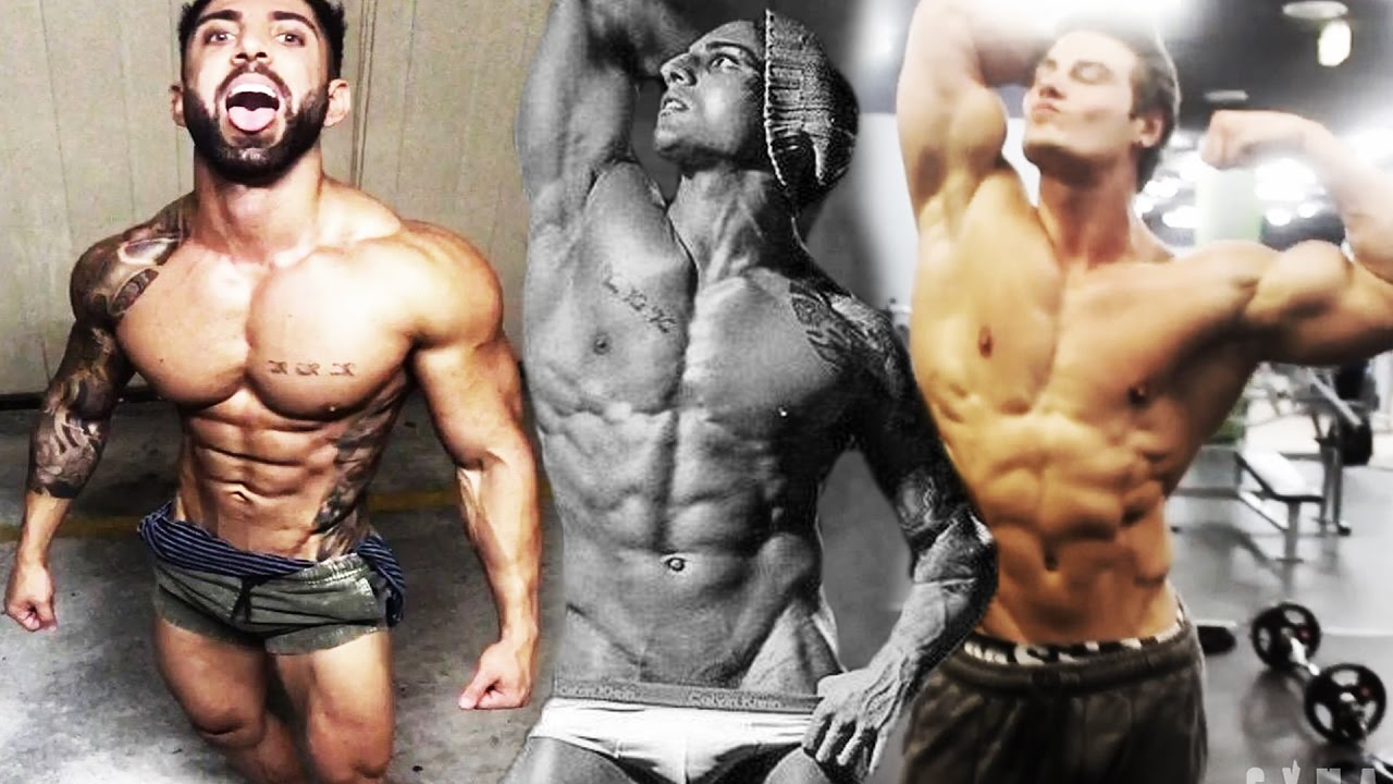 Festival Kings ! Zyzz, Jeff Seid, Chestbrah AESTHETICS MOTIVATION