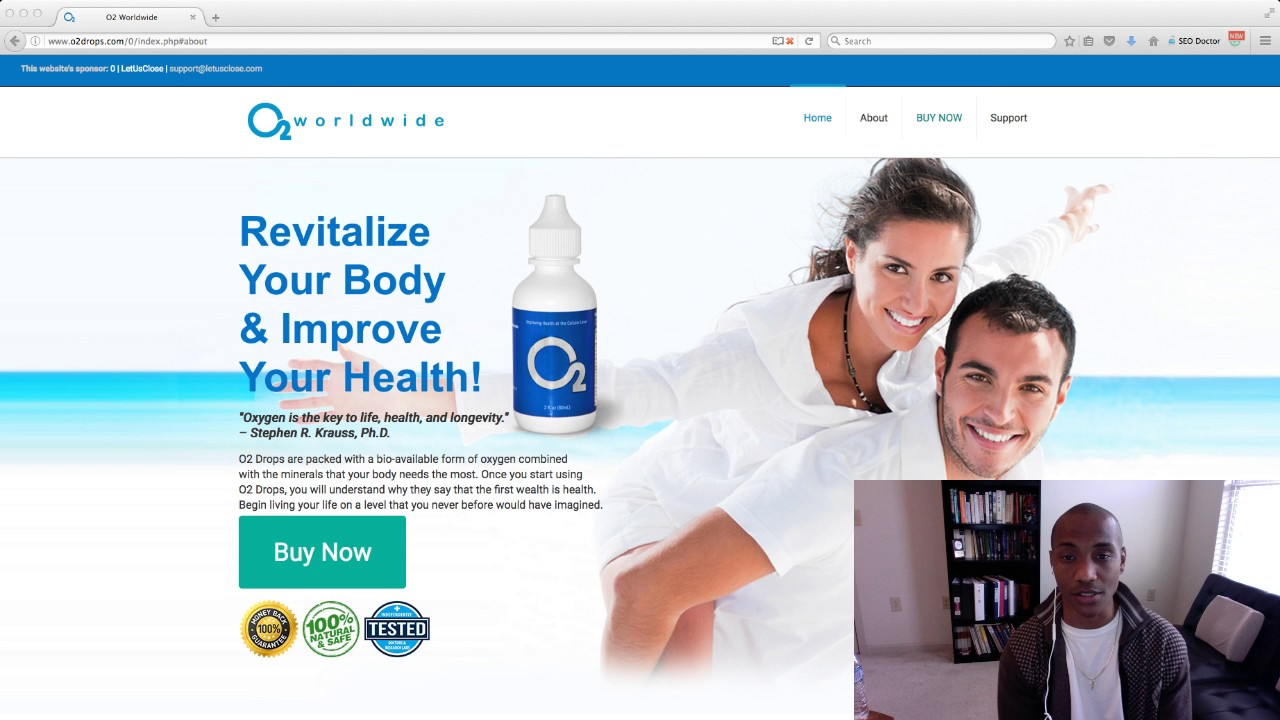 """""""O2 Worldwide Review"""" Review Reveals The Secret Truth About O2 Drops Reviews  and O2 Worldwid"""