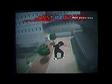 THPS4 Rewind: Summer Of 2003 Unreleased (Edited By Maxfli)