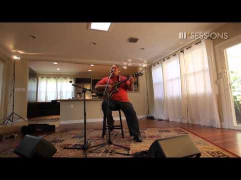 Mark Yamanaka - Ke Akua Mana E (HiSessions.com Acoustic Live!)