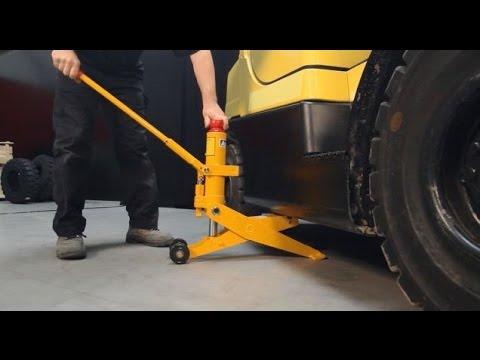 Alligator Forklift Jack: Best Forklift Jack On The Market