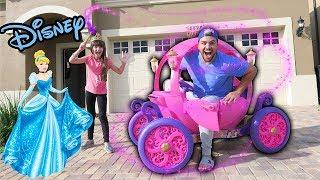 Video COMPREI O CARRO DAS PRINCESAS DA DISNEY DE VERDADE !!! (MUITO RARO E GIGANTE) download MP3, 3GP, MP4, WEBM, AVI, FLV Juli 2018
