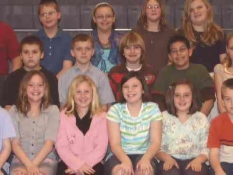 Chilhowie Elementary School 5th Grade Class of 2006-2007