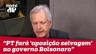 Augusto Nunes: PT fará
