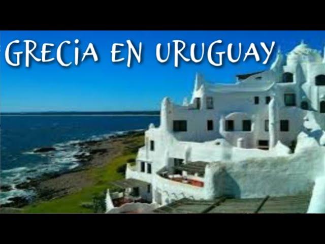 Grecia en Uruguay es Casa Pueblo