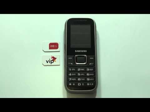 Samsung GT E1230 dekodiranje pomoću koda
