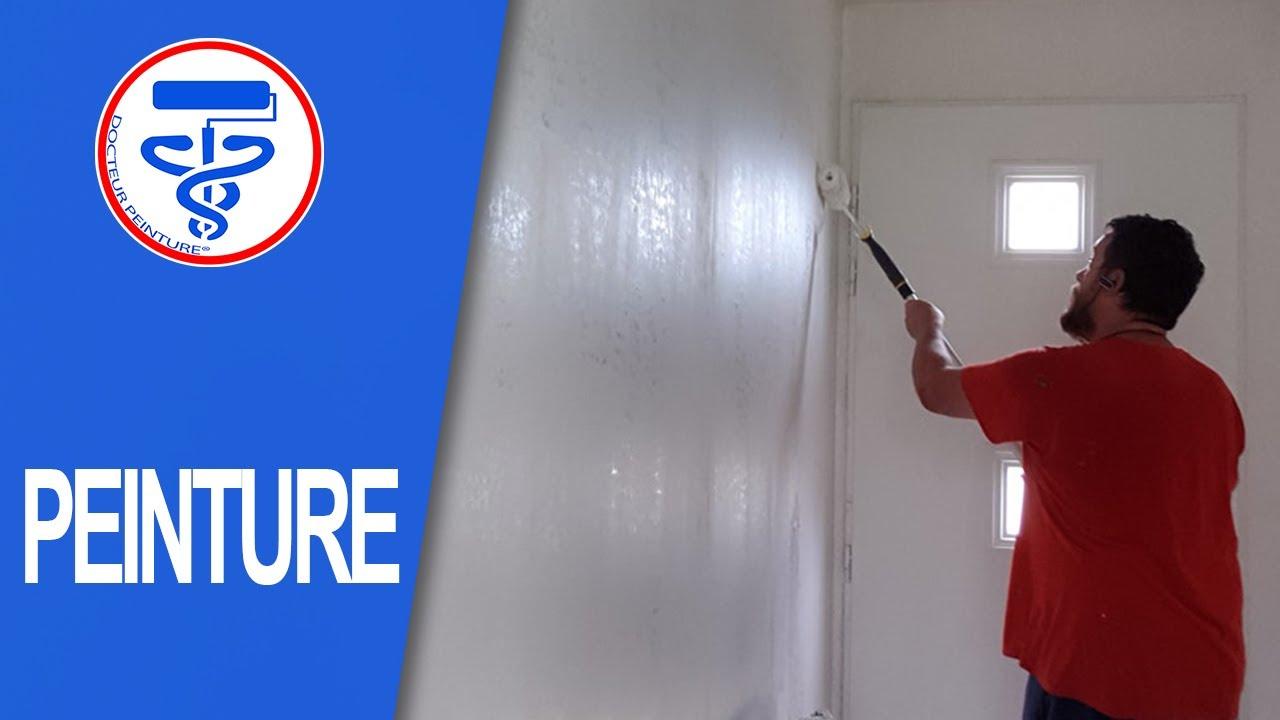 Tuto Comment Peindre Un Mur Blanc Comme Un Pro