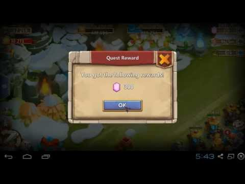 Refresh Hero Talent Without 300 Gems Castle Clash