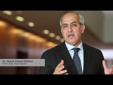 DTAC 2016 Chief Advisor: Dr Nasef Anwar Dhafari