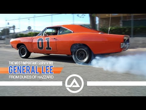 The Most Important Surviving General Lee from Dukes of Hazzard