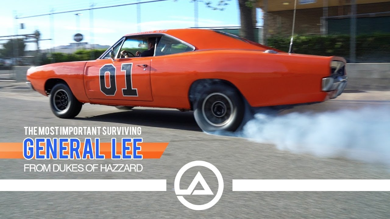 The Most Important Surviving General Lee from Dukes of Hazzard ...