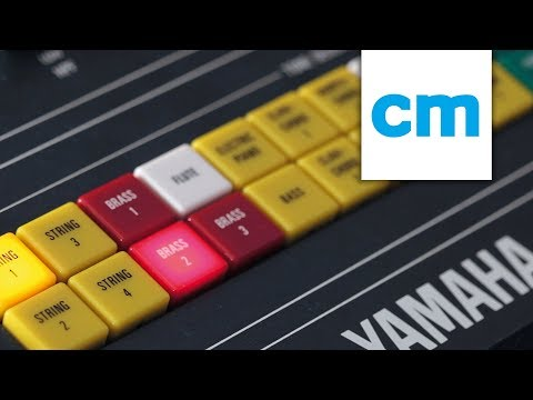 Yamaha CS-80 | Hands-On Session