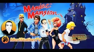 Regreso al Pasado TV 1x04: Maniac Mansion