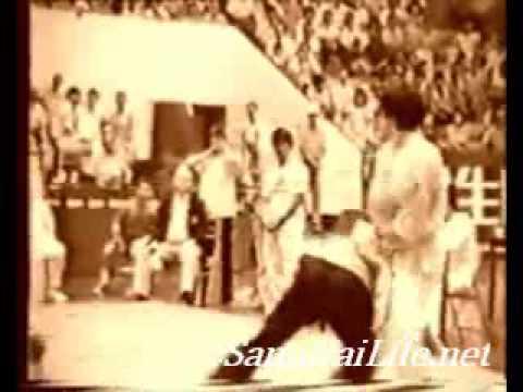 "Frank Dux ""Bloodsport"" Kumite Highlight Video - Legit!  Martial Arts fights | Samurai Life TV"