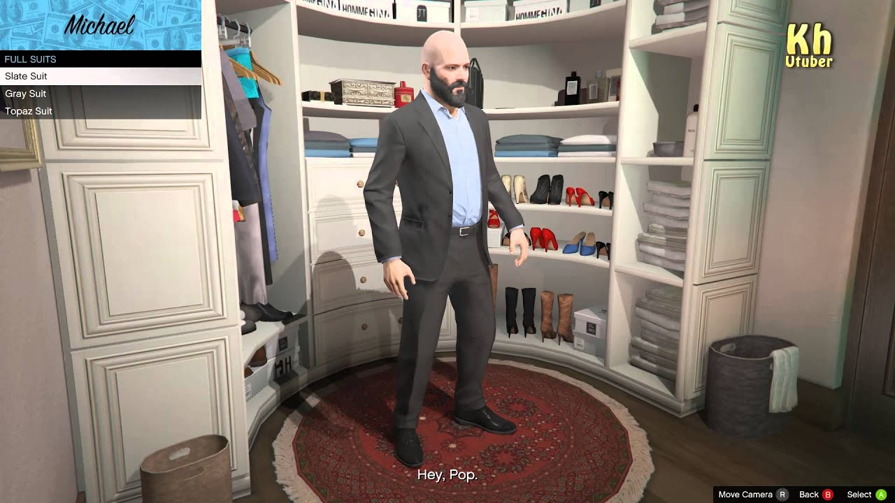 gta v  lester mission  smart clothes  youtube