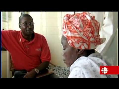 VIDEO  REPORTAGE AU SENEGAL DE RADIO CANADA sur le ''Khessal''  Changer de teint au péril de sa vie