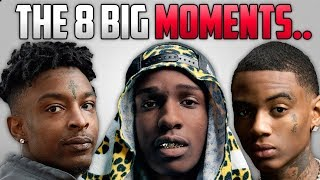 The 8 Biggest Moments In Hip-Hop This Year (2019)