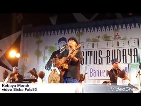 Konser situs BADUY, Fals KEBAYA MERAH live video Full PanggungKita.